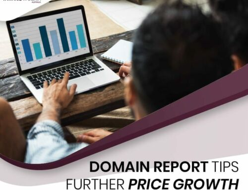 Domain Report Tips Further Price Growth