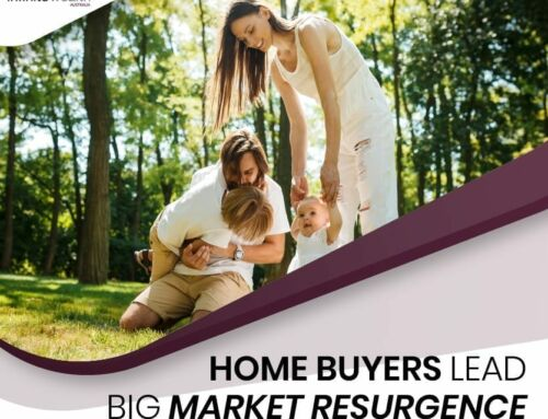 Home Buyers Lead Big Market Resurgence