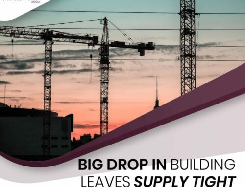 Big Drop In Building Leaves Supply Tight