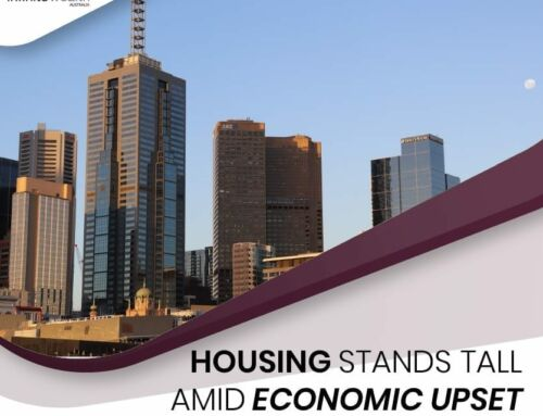 Housing Stands Tall Amid Economic Upset