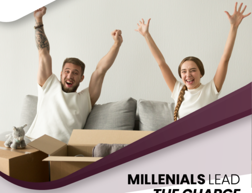 Millennials Lead Home-buying Surge