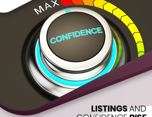 Home Listings And Confidence Rise