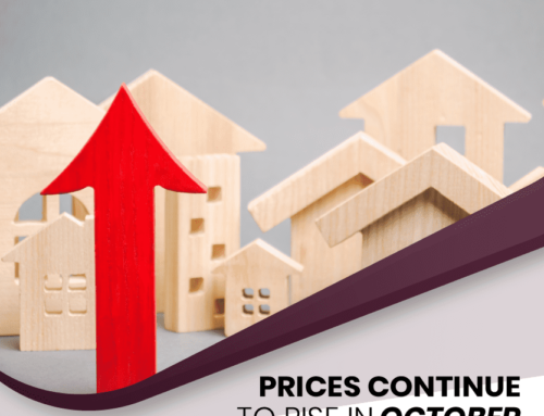 Prices Continue To Rise In October