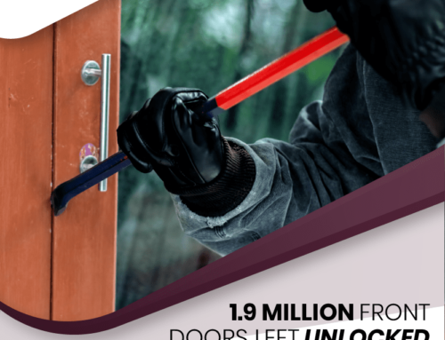 1.9 Million Front Doors Left Unlocked