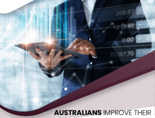 Australians Improve Their Financial Wellbeing