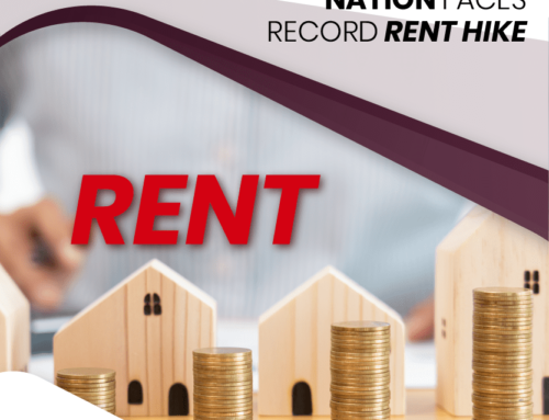 Nation Faces Record Rent Hike