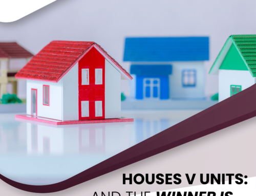 Houses v Units: And The Winner Is…