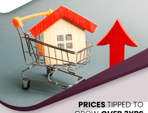 Prices Tipped To Grow Over 3yrs